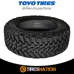 1 New Toyo Open Country M T Lt255 75r17 8 111q Tires
