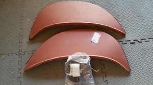 1966 Ford Falcon Fender Skirts New Foxcraft