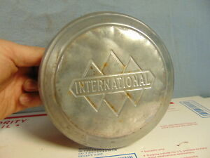1930 S Era International Truck Hub Cap Original Ihc 1937 Tripple Diamond