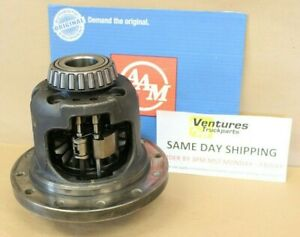 Aam 14 Bolt 11 5 Rear Axle Differential Gov Loc Carrier 30 Spline Chevy Gm Dodge