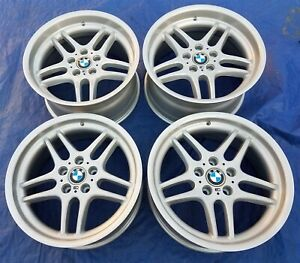 Bmw E38 E34 M5 Oem Mpar M Parallel 18x9 5 8 Restored Style 37 Forged Wheels Rim