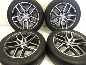 20 20 Inch Oem Ford Explorer Sport 10161 Wheels And Tires Set Of 4