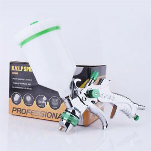 Auto Paint Air Spray Gun Kit Gravity Feed Car Primer 1 4mm 2 0mm Nozzle 2008hvlp