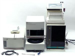Beckman Coulter System Gold 126 168 508 Sc 100 Lab Hplc Liquid Chromatograph