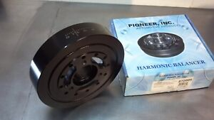 Big Block Chevy Harmonic Balancer