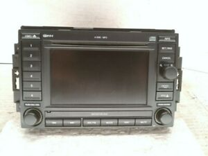 2006 Chrysler 300 Cd Player Radio W Navigation Rec Oem