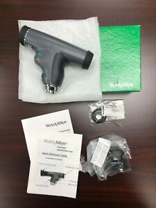 Welch Allyn 11820 Panoptic Ophthalmoscope W blue Filter On Corneal Viewing Lens
