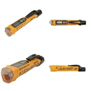 Non contact Voltage Tester With Infrared Thermometer Tests Ac Voltage And Ir Tem
