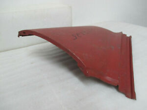 Mopar Nos 1960 61 Plymouth Valiant Left O S Upper Quarter Extension Pnl 2082625