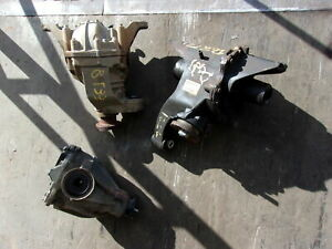 07 10 Ford Explorer Rear Differential Carrier Assembly 3 55 Ratio 150k Oem