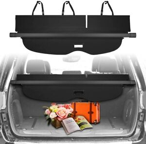 Fit 2011 2019 Jeep Grand Cherokee Cargo Cover Oem Luggage Shield Upgrade Version