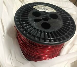 Magnet Copper Wire 14 Awg Snsr 11 Pound Spool Magnetic Coil Winding