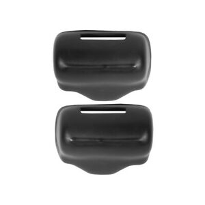 Seat Belt Reel Covers Pair 1968 1970 Shelby Gt350 500