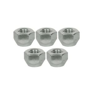 Lug Nut Set 5 1965 1973 Mustang With Standard Wheel