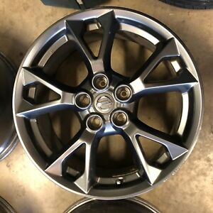 Nissan Maxima 18 X 8 Wheel Rim Factory Stock Oem Charcoal 2012 2013 14 15