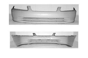 Cpp Front Bumper Cover For 2000 2001 Toyota Camry To1000206