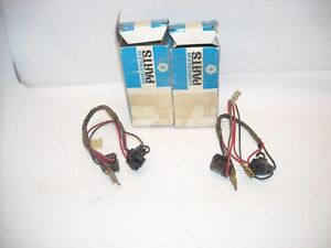 Mopar Nos 1966 1967 Dodge Charger 426 Hemi Head Lamp Light Wire Harness 2631930