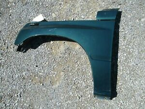 1996 Tracker Lh Front Fender Green