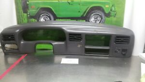 99 04 Ford F250 Super Duty Dash Bezel F350