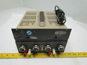 Lambda Electronics Lqd 423 Dual Output Digital Dc Lab Power Supply 0 60vdc