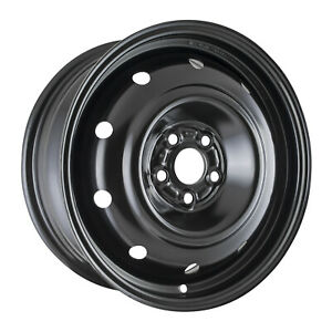 New 16x6 5 Black Steel Wheel For 1998 2012 Subaru Forester 560 68700