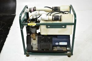 Great Used Ramvac Badger Dental Vacuum Pump System For Operatory Suction