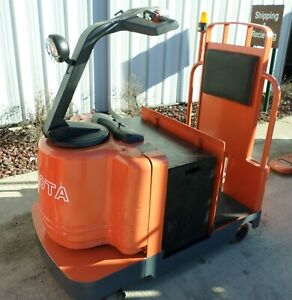 Toyota Model 7tb50 2006 Electric Tugger Forklift