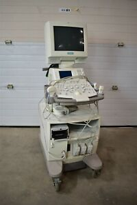 Sonoline 650 Ultrasound Used Unit Machine For Medical Operatory Best Price