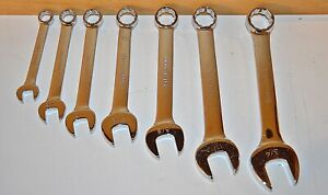 7 Piece Armstrong Stubby Wrench Set 3 8 Inch To 3 4 Inch New Ships Free