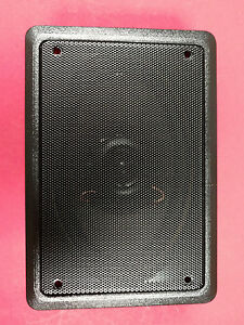 Porsche Radio Speakers Fit 356 A T5 New Upgrade 4x6 Inch Stereo 4 Ohm Grills