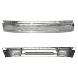 Cpp Chrome Front Bumper Face Bar For 2000 2006 Toyota Tundra