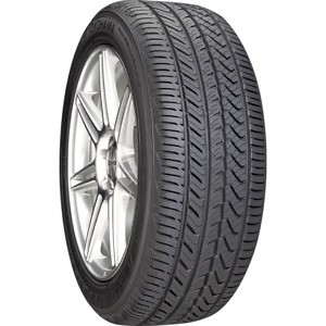 4 New 215 40 18 Yokohama Advan Sport A s 40r R18 Tires 35083