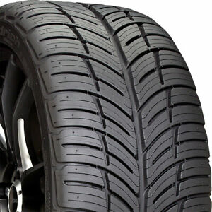 4 New 225 55 17 Bfg G Force Comp 2 As 55r R17 Tires 29907