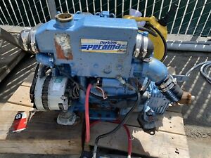 Perkins 3 Cylinder Diesel Engine