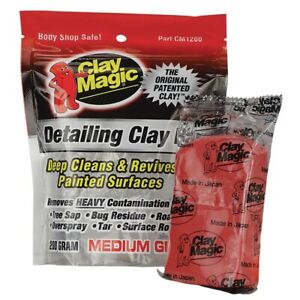 Evercoat Clay Magic Clay Bar Medium red me 1222