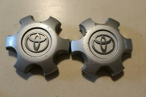 2 Fits Some Toyota Tacoma Center Caps Hubcaps 42603 Ad060