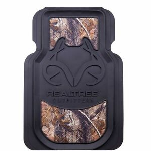 Realtree Camo Floor Mats Camouflage Auto Truck Car Pair