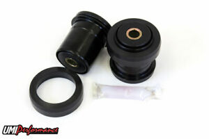 Umi 1965 1972 Chevelle El Camino Polyurethane Rear End Housing Bushings Black