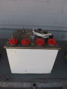 Zht100 2100412 High Voltage Transformer Bloc T43297