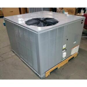 Thermal Zone Tzge 330jl080a 2 1 2 Ton Convertible Rooftop Gas elec Package Unit