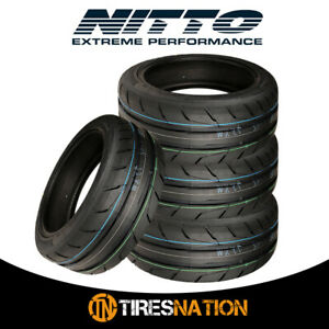 4 New Nitto Nt05 205 50zr15 89w Xl Tires