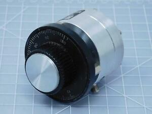 Weinschel Engineering 3100 127 Continously Variable Attenuator T126930
