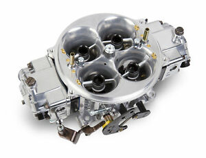 Holley 0 80922bk 1250 Cfm Gen 3 Ultra Dominator Carburetor