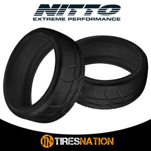 2 New Nitto Nt01 Competition Rad 275 35zr18 95w Tires