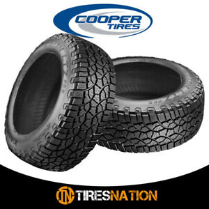 2 New Cooper Zeon Ltz 275 60r20xl 119s Tires