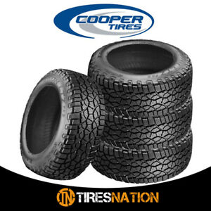 4 New Cooper Zeon Ltz 275 60r20xl 119s Tires