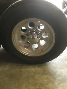 17 8 Lug Wheels And Tires