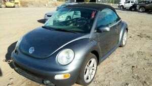 Rear View Mirror With Digital Clock Fits 02 05 Beetle 4903068