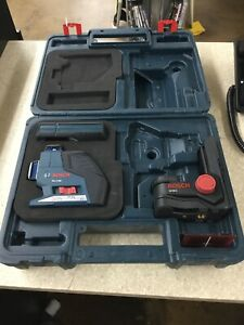 Bosch Professional 3 Plane Leveling Alignment Laser Gll3 80p