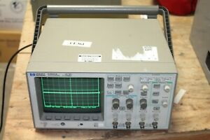 Hp 54601a 4 channel 100 Mhz Oscilloscope